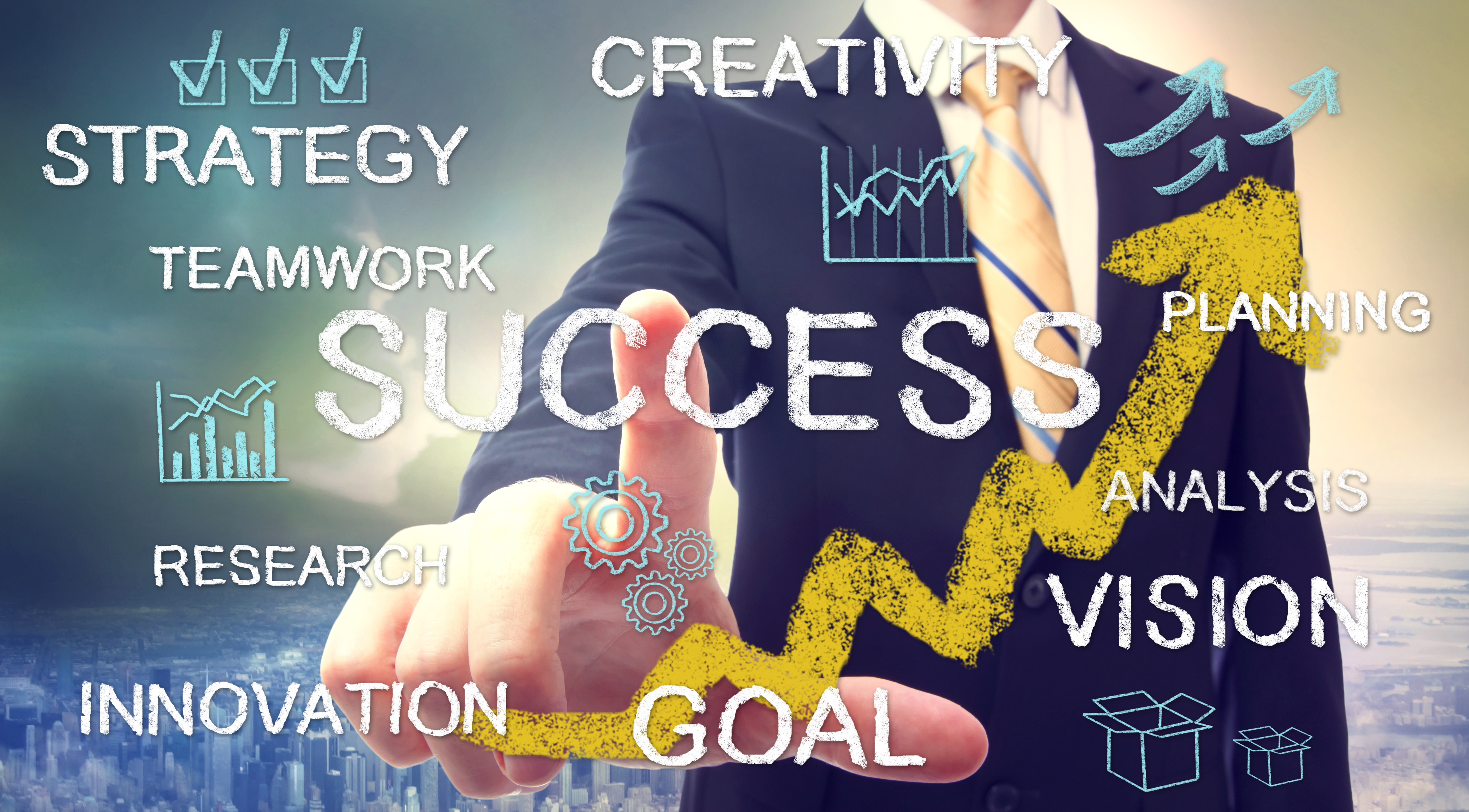 characteristics of successful small business owners
