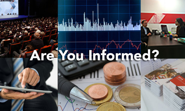 Are You Informed - Marvin Carolina, Jr.