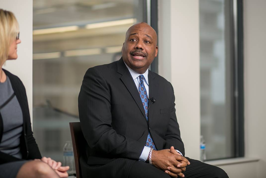 Marvin Carolina Jr. Participates in KC Panel on Diversity and Inclusion